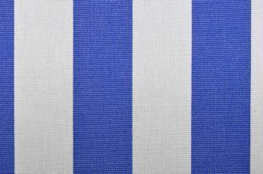 Blau Streifen