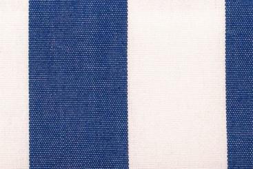 Blau Melange Blockstreifen