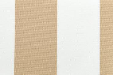 Beige / Weiß