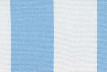 Hellblau Streifen