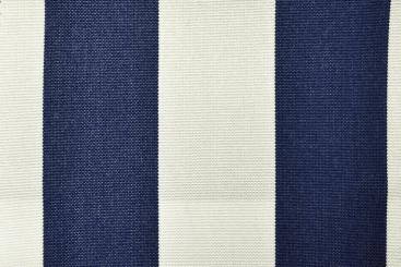 Nachtblau/Weiß