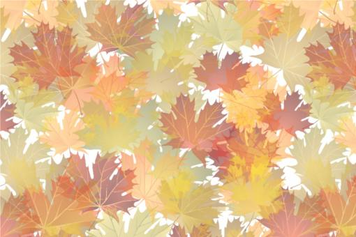 Herbstlaub - Outdoor-Stoff Plus