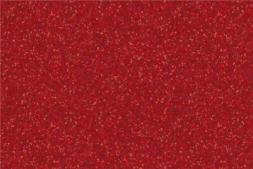 Planengewebe leicht - Multitone Rot