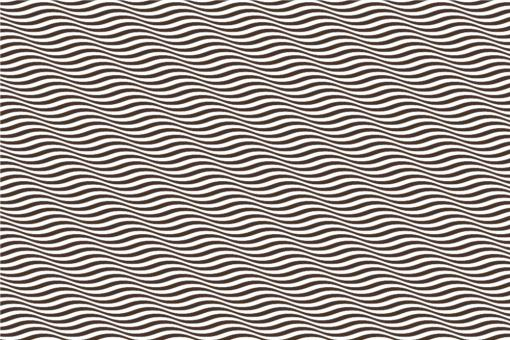 Akustikgewebe perm. schwer entfl. - Wellen in 3DAkustikgewebe perm. schwer entfl. - Wellen in 3D Braun