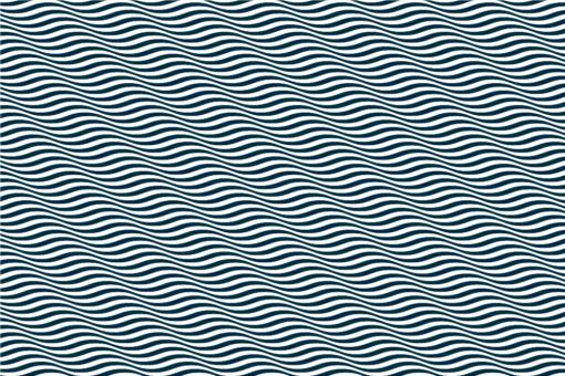 Akustikgewebe perm. schwer entfl. - Wellen in 3DAkustikgewebe perm. schwer entfl. - Wellen in 3D Nachtblau