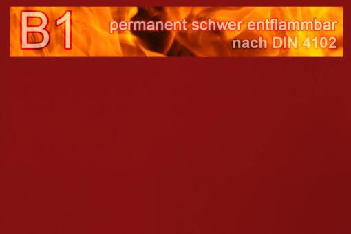 PVC-Markisenstoff exklusiv - B1 permanent schwer entflammbar - Uni Bordeaux