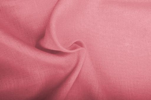 Sackleinen Jute farbig - 130 cm Lachs
