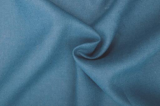 Sackleinen Jute farbig - 130 cm Stahlblau