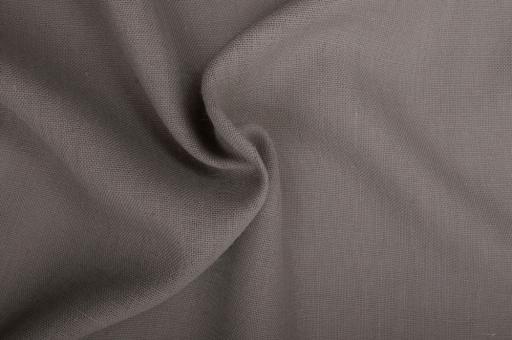 Sackleinen Jute farbig - 120 cm Grau