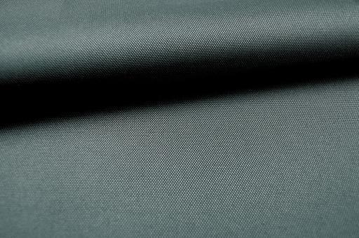 Polyester-Stoff - reißfest und wasserdicht - Uni Dunkelgrau