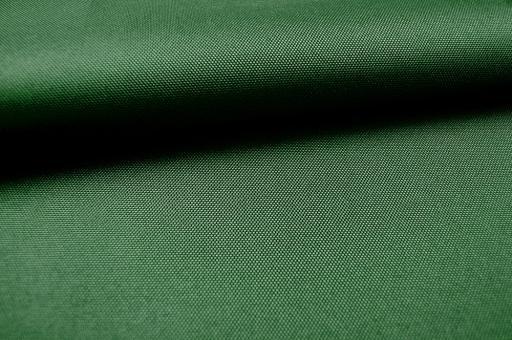 Polyester-Stoff - reißfest und wasserdicht - Uni Dunkelgrün