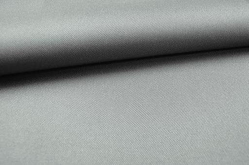 Polyester-Stoff - reißfest und wasserdicht - Uni Hellgrau