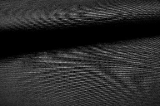 Polyester-Stoff - reißfest und wasserdicht - Uni Schwarz
