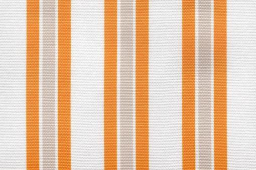Sonnenschutz-Panamagewebe - Multistreifen - 280 cm Sonnengelb/Weiß