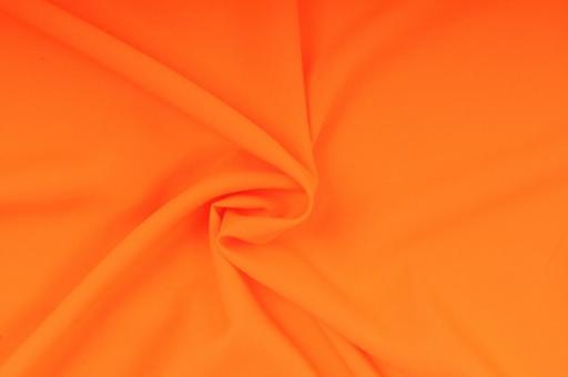 Allround Stoff - Neonfarben - 140 cm Neon-Orange
