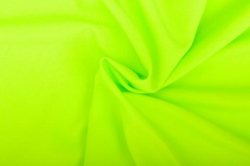 Allround Stoff - Neonfarben - 140 cm Neon-Grün