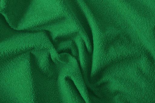 Frottee 2-seitig - 140 cm Grün