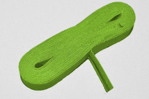 Schrägband 20/40 mm breit - meterweise Hellgrün