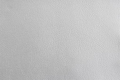 Nappaleder Imitat - Metallic Silber glänzend