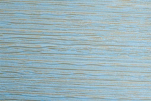 Leder Imitat - Streifenprägung Blaugrau 2