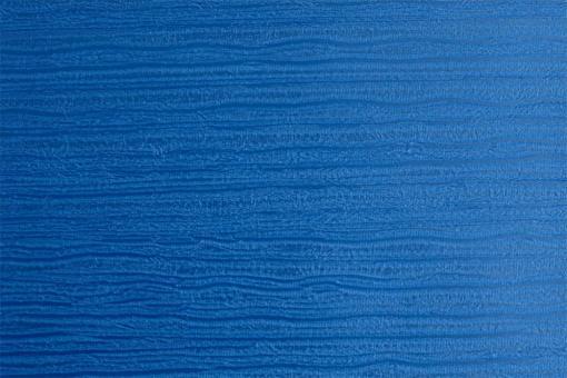 Leder Imitat - Streifenprägung Royalblau 2