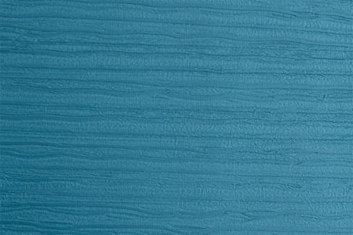 Leder Imitat - Streifenprägung Azurblau