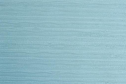Leder Imitat - Streifenprägung Blaugrau