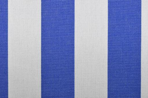 Markisenstoff Spain Summer - 320 cm Blau Streifen