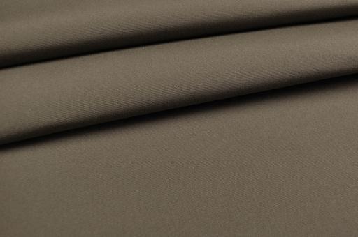 Markisenstoff Madeira - 160 cm wasserabweisend - Uni Braun