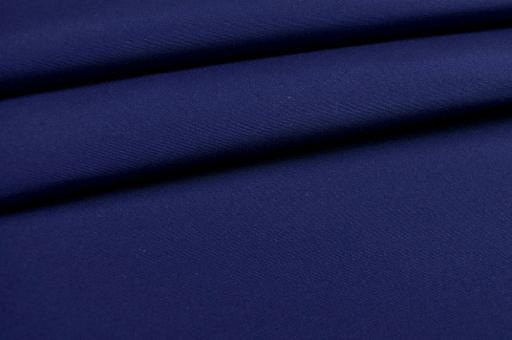 Markisenstoff Madeira - 160 cm wasserabweisend - Uni Dunkelblau
