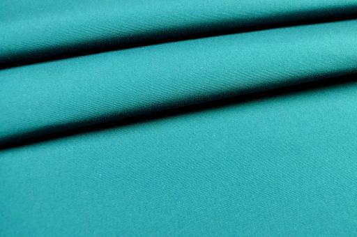 Markisenstoff Madeira - 160 cm wasserabweisend - Uni Dunkelmint