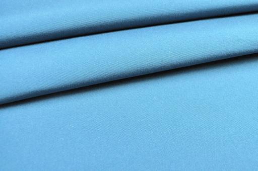 Markisenstoff Madeira - 160 cm wasserabweisend - Uni Hellblau