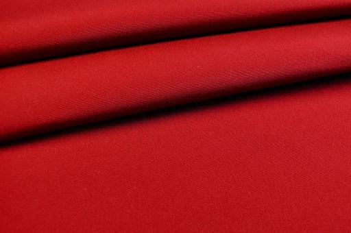 Markisenstoff Madeira - 160 cm wasserabweisend - Uni Rot