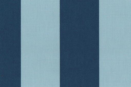 Markise Spain Summer - Mixstreifen Hellblau/Blau