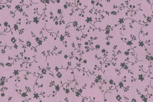 Markise Spain Summer - Floralis Altrosa/Grau