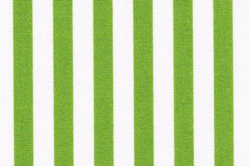 Markise Spain Summer - fein gestreift Grün/Weiß