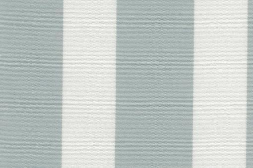 Markise Spain Summer - Streifenvariationen Hellgrau/Creme