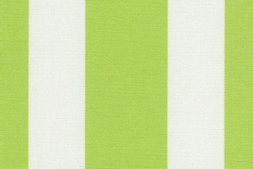 Markise Spain Summer - Streifenvariationen Pistazie/Creme
