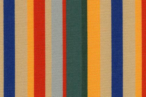 Markise Spain Summer - Streifenvariationen Farbenmix