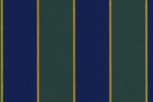 Markise Spain Summer - Streifenvariationen Grün/Blau