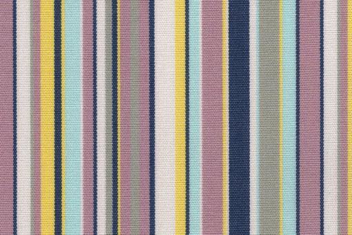 Markise Spain Summer - Streifen fun Lavendel/Blau