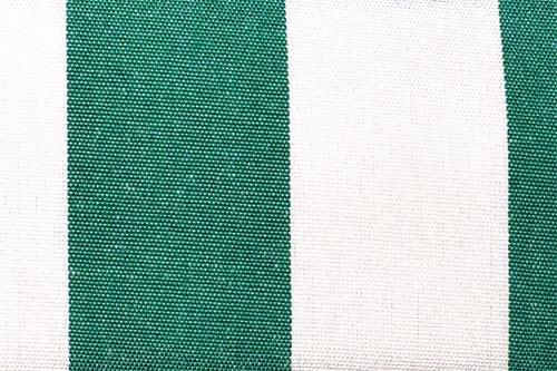 Markisenstoff Spain Summer - 160 cm - Blockstreifen Grün Melange Blockstreifen