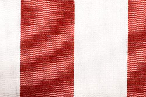 Markisenstoff Spain Summer - 160 cm - Blockstreifen Rot Melange Blockstreifen