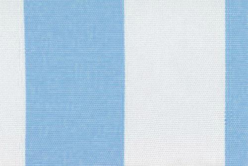 Markisenstoff Spain Summer - 320 cm Hellblau Streifen