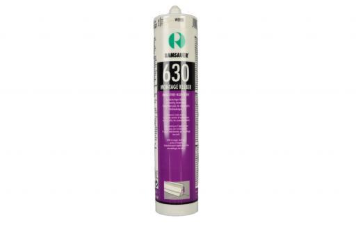 Schaumstoff Montagekleber - 310 ml - Weiß