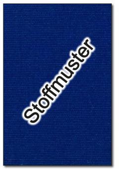 Stoffmuster: Markisenstoff Spain Summer - 320 cm - Uni - Royal