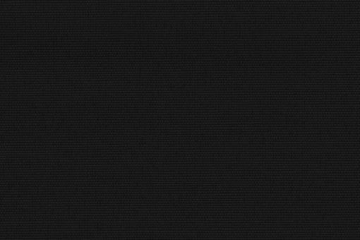 Outdoor-Stoff - Teflonbeschichtung - uni Schwarz