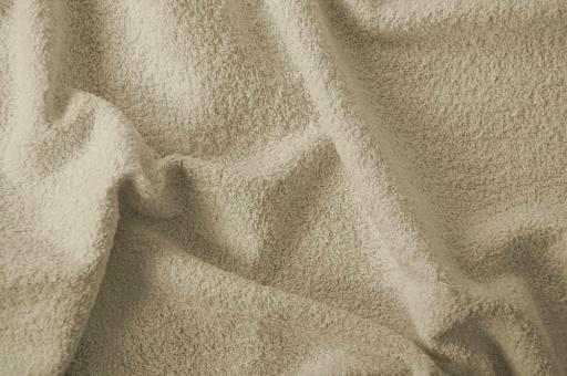 Frottee 2-seitig - 140 cm Sand