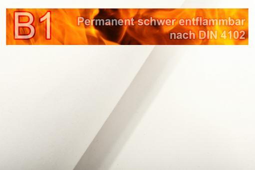 Segeltuch - permanent schwer entflammbar - 410 cm Creme