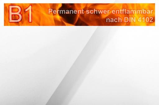 Segeltuch I permanent schwer entflammbar - 510 cm Weiß